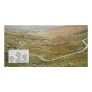 Healy Pass, Beara Peninsula, Ireland. Photo Cards