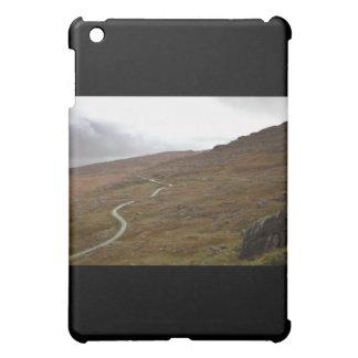 Healy Pass, Winding Road in Ireland. iPad Mini Covers