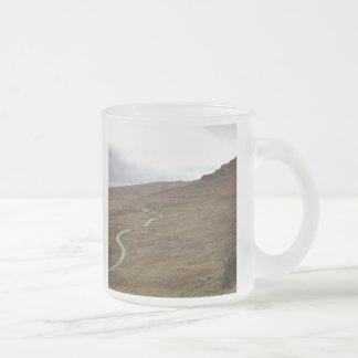 Healy Pass, Winding Road in Ireland. Mug