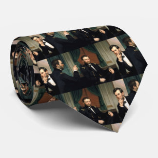 Healy -The Peacemakers. Civil War. Tie