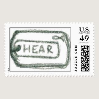 HEAR - Aldo YouthAIDS - Draw Postage