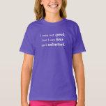 Hear and Understand dark T-Shirt