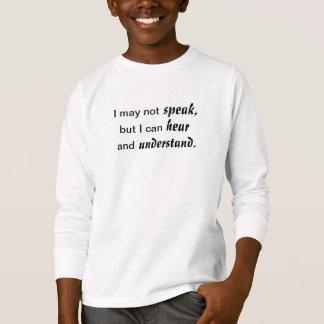 Hear and Understand T-Shirt
