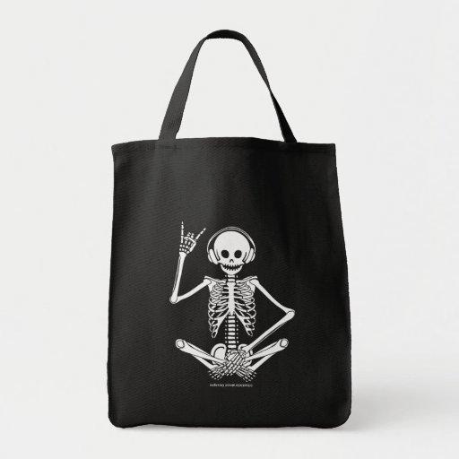 Hear Evil Grocery Tote Bag