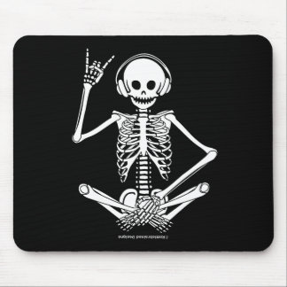 Hear Evil Mouse Pad