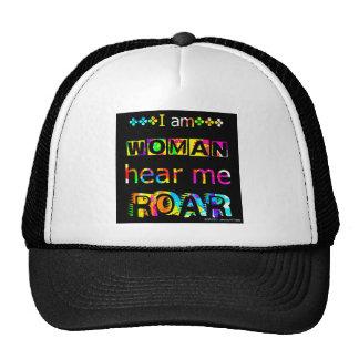 hear me roar hat