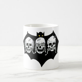 Hear No Evil See No Evil Speak No Evil Mug
