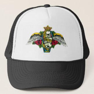 Hear No Evil See No Evil Speak No Evil Trucker Hat
