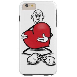 Hear on your heart tough iPhone 6 plus case