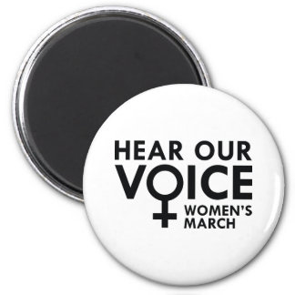 Hear Our Voice Magnet