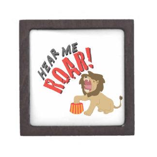 Hear Roar Premium Gift Box