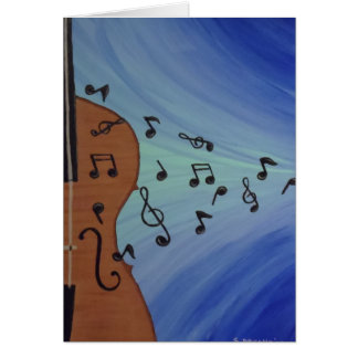 Hear the Music Greeting Cards