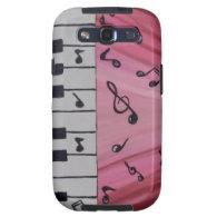 Hear the Music III Galaxy S3 Cases
