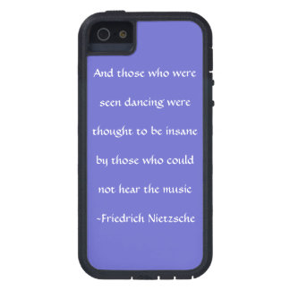 Hear the Music - phone case iPhone 5/5S Cover