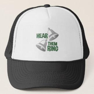 Hear Them Ring Trucker Hat
