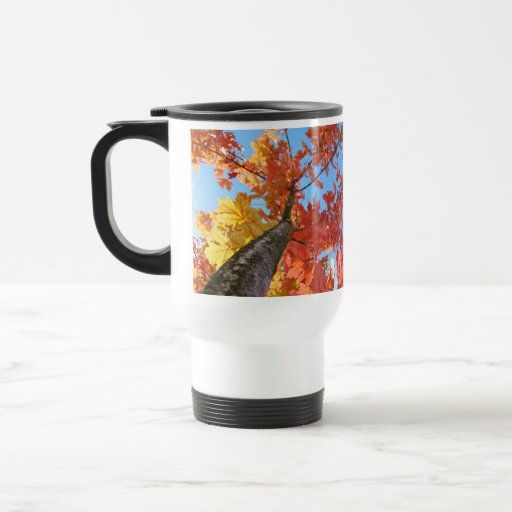 Hear your Soft Whispers in the Autumn Leaves mugs