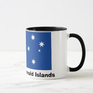 Heard and McDonald Islands Mug