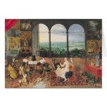 Hearing, 1617 card