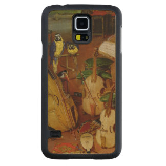 Hearing, 1617 carved® maple galaxy s5 case