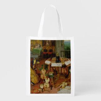 Hearing, 1617 grocery bag