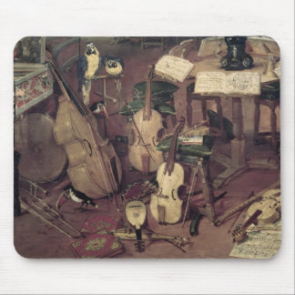 Hearing, 1617 mouse pad