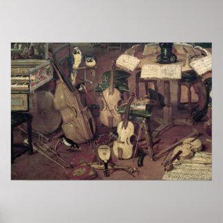 Hearing, 1617 print