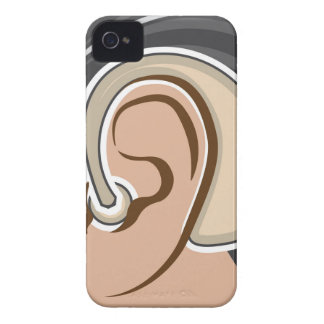 Hearing Aid Case-Mate iPhone 4 Case