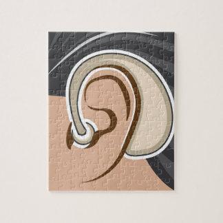 Hearing Aid Jigsaw Puzzle