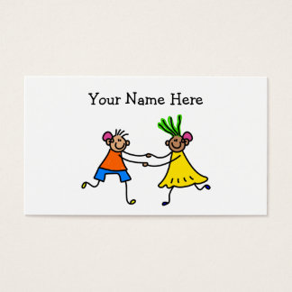 Hearing Aid Kids Business Card