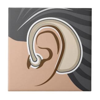 Hearing Aid Tile