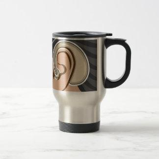 Hearing Aid Travel Mug
