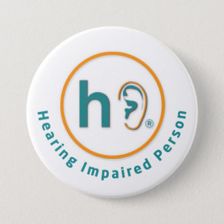 Hearing Impaired Button