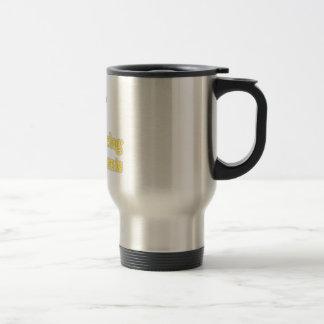 Hearing Impairments 15 Oz Stainless Steel Travel Mug