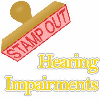 Hearing Impairments Cutout