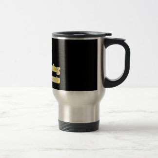 Hearing Impairments Travel Mug