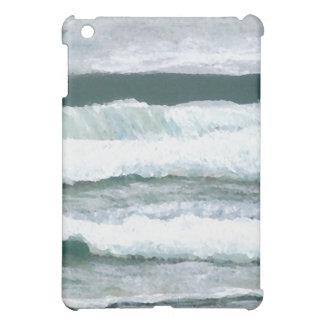 Hearing the Waves Crash - CricketDiane Ocean Art iPad Mini Covers