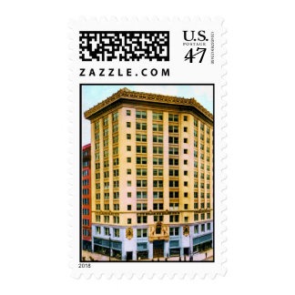 Hearst Building Postage