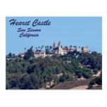 Hearst Castillo-San Simeon, California Postales