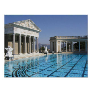 Hearst Castle Posters