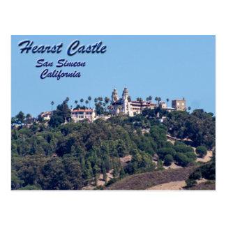 Hearst Castle-San Simeon California Postcards