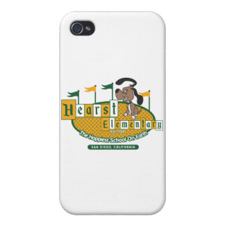 Hearst Elementary 'Happiest Place On Earth' iPhone 4/4S Case