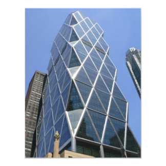 Hearst Tower Card