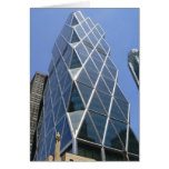 Hearst Tower Greeting Card