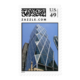 Hearst Tower Postage