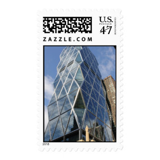 Hearst Tower Stamp