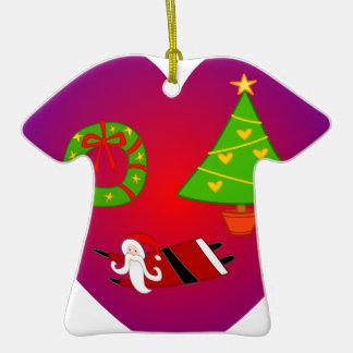 heart12.png adorno de cerámica en forma de camiseta