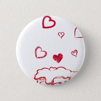 heart14 pinback button