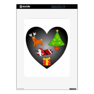 heart14.png iPad calcomanías
