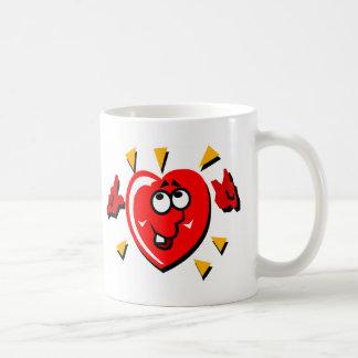 Heart1 Classic White Coffee Mug