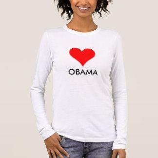 HEART1, OBAMA LONG SLEEVE T-Shirt